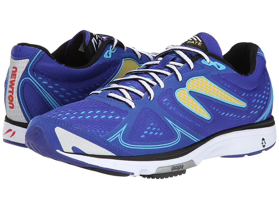Newton Running Fate Blue/Sky Blue Mens Running Shoes