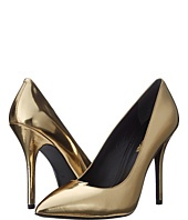 Pierre Balmain - Metallic Lightning Bolt Pump