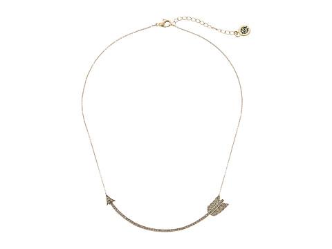House of Harlow 1960 Arrow Affair Collar Necklace - Gold