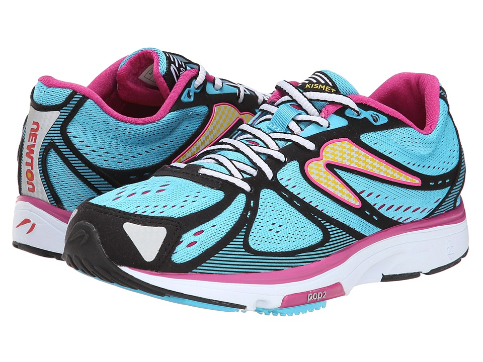 Newton Running Kismet Blue/Pink Womens Running Shoes