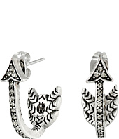 House of Harlow 1960 - Arrow Affair Huggies Earrings