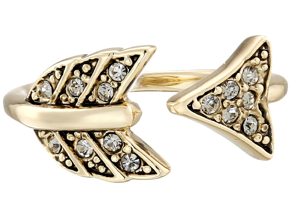 House of Harlow 1960 Arrow Affair Midi Ring Gold Ring