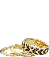 House of Harlow 1960 - Shakti Midi Ring Stack