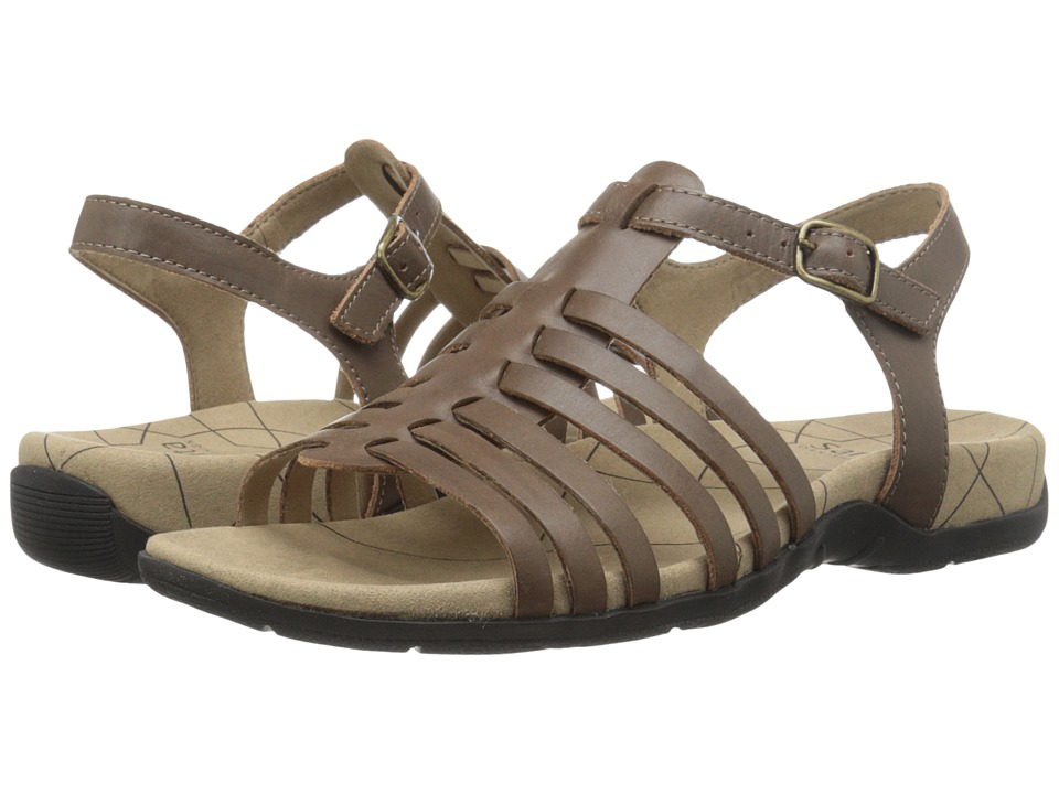 Sanita Cadence Brown Womens Sandals