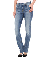 7 For All Mankind - The Modern Straight in Slim Illusion Swiss Alps Blue
