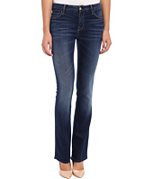 7 For All Mankind - The Skinny Bootcut in Slim Illusion Geneva Blue