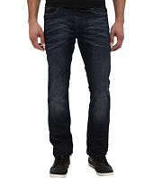 PROJEK RAW - Regular Fit Dark Denim in Blue