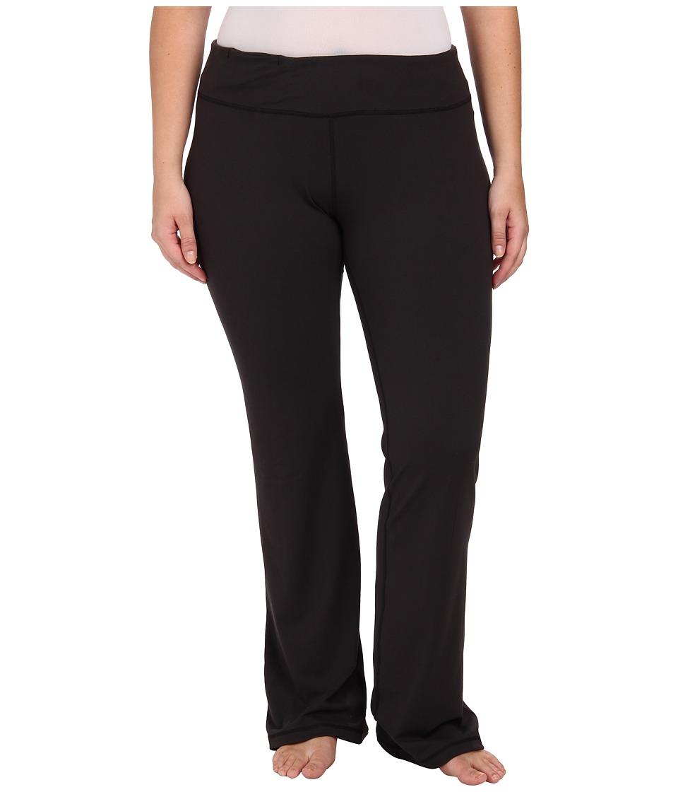 Soybu Plus Size Allegro Pant Black Womens Casual Pants