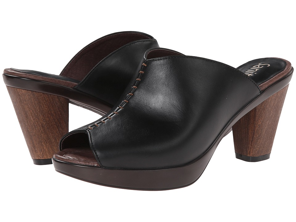 Sanita Baja (Black) High Heels