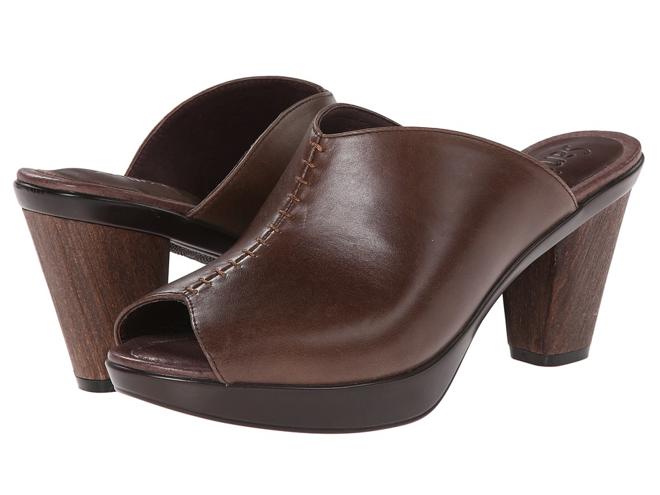 Sanita Baja Brown High Heels