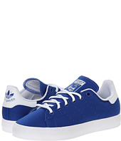 'adidas Originals Kids - Stan Smith Vulc (Big Kid)' from the web at 'http://a2.zassets.com/images/z/3/1/0/3/1/7/3103174-p-LARGE_SEARCH.jpg'