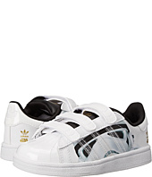 adidas Originals Kids - Superstar Stormtrooper CF (Toddler)
