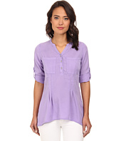 rsvp - Tencel Henley Top