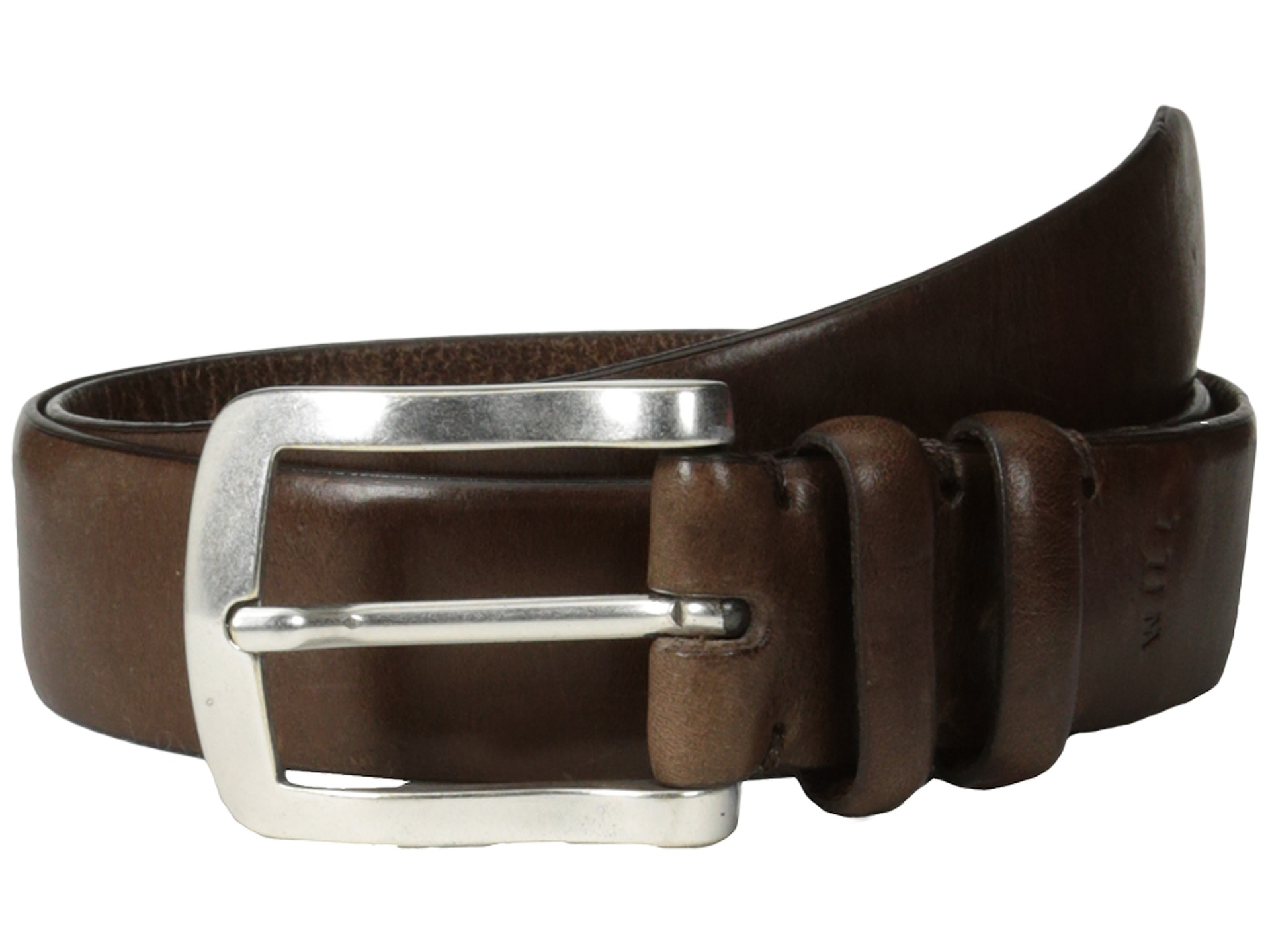 will leather goods artisan belt zappos free shipping