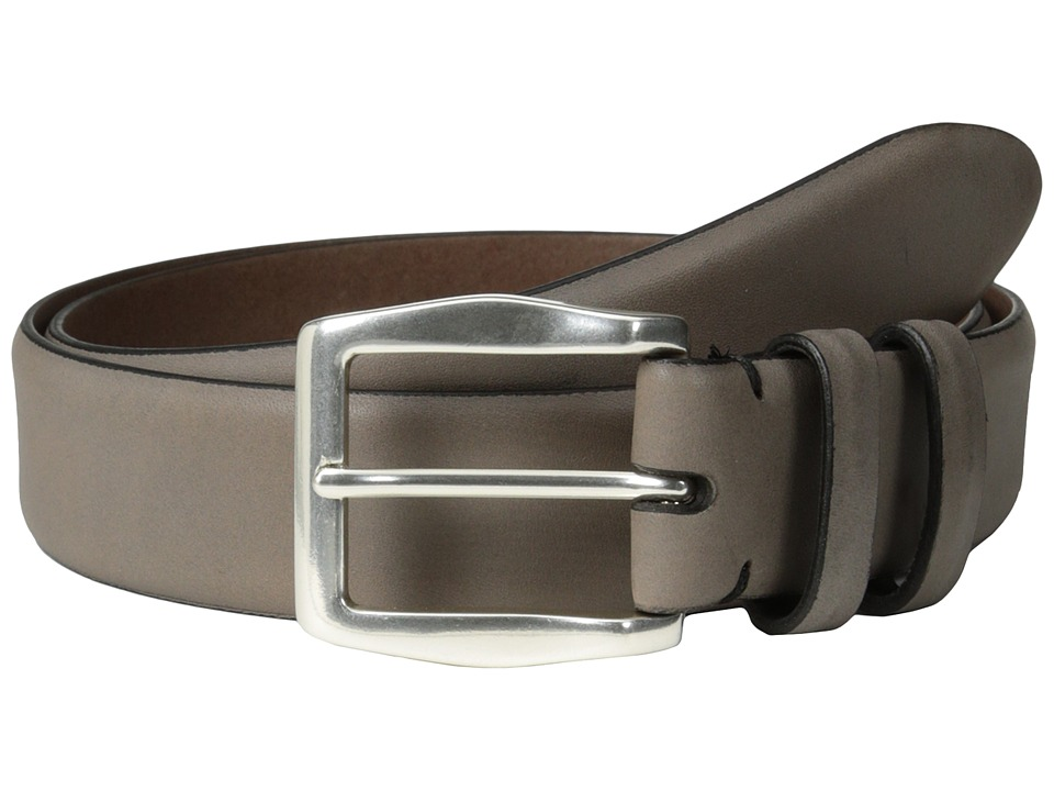 Will Leather Goods - Artisan Belt (Grey) Men