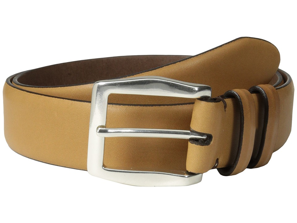 Will Leather Goods Artisan Belt Putty Mens Belts