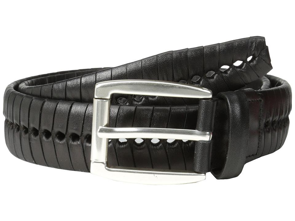 Will Leather Goods - Garrick Belt (Black) Men