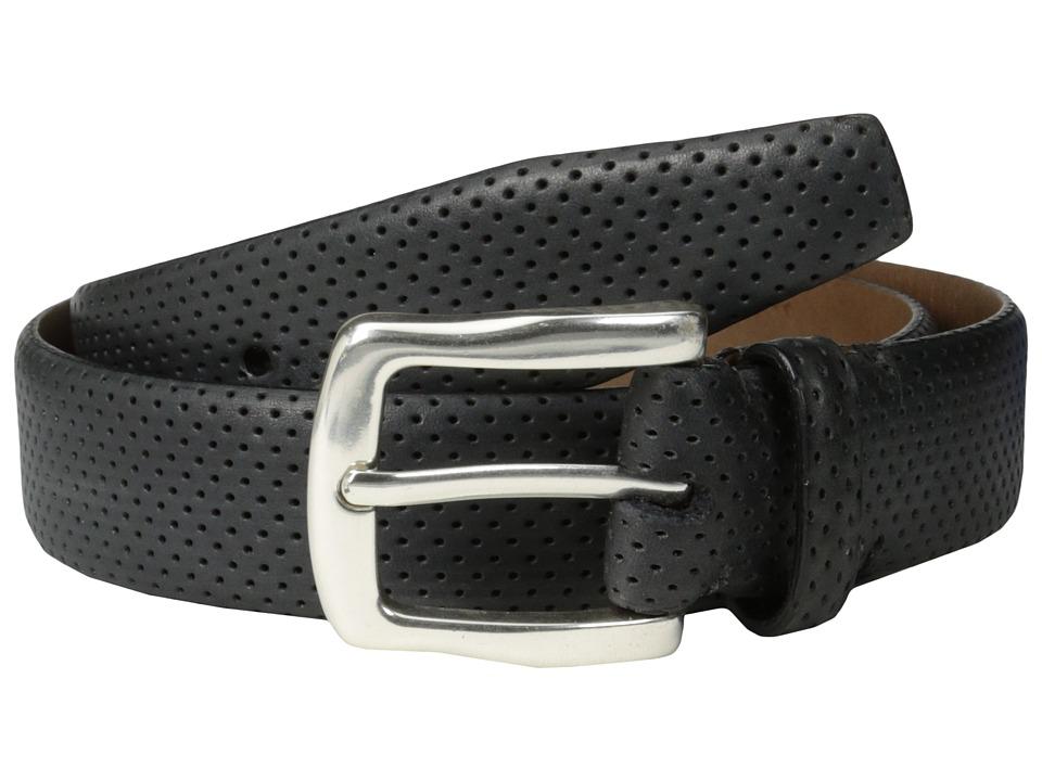 Will Leather Goods - Ollie Belt (Black) Men