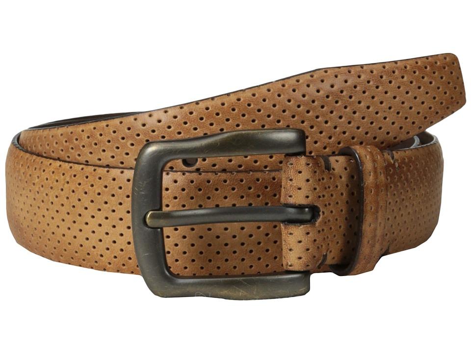 Will Leather Goods - Ollie Belt (Tan) Men