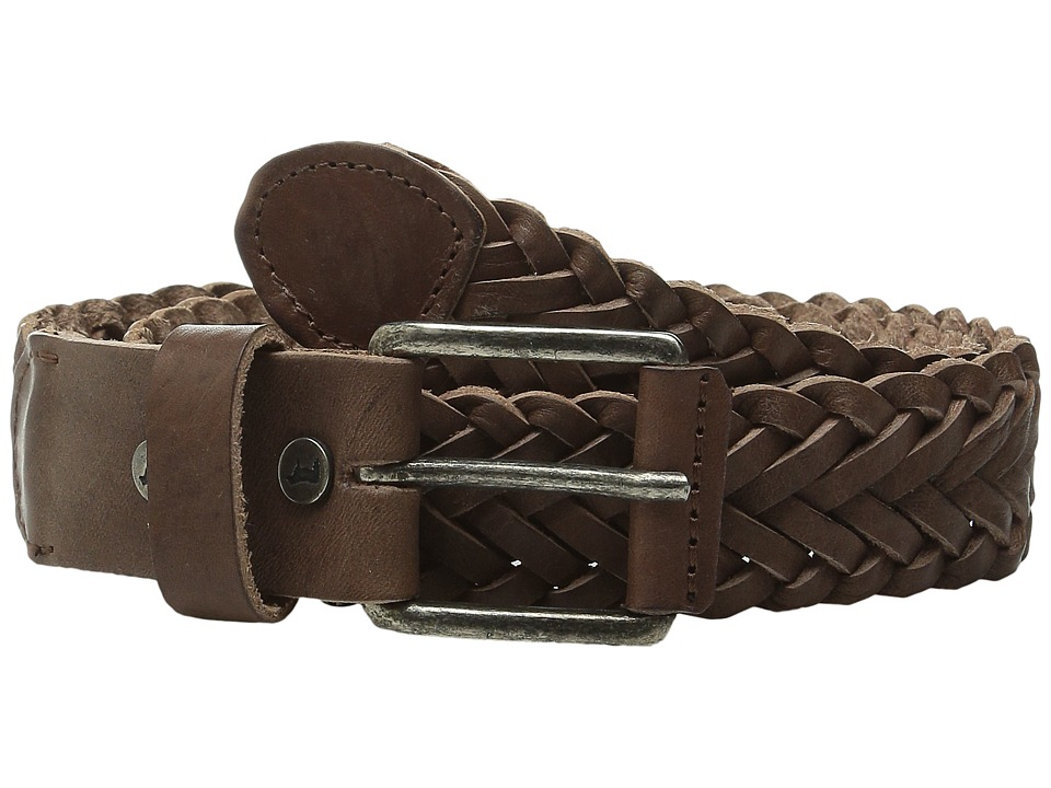 Will Leather Goods Beulah Belt Brown Womens Belts