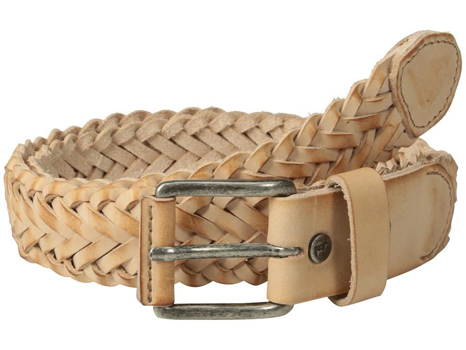 Will Leather Goods Beulah Belt Natural Womens Belts