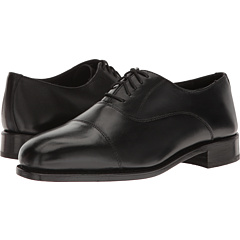 buy Florsheim - Edgar (Black Leather) - Footwear  Online Shoe Shop
