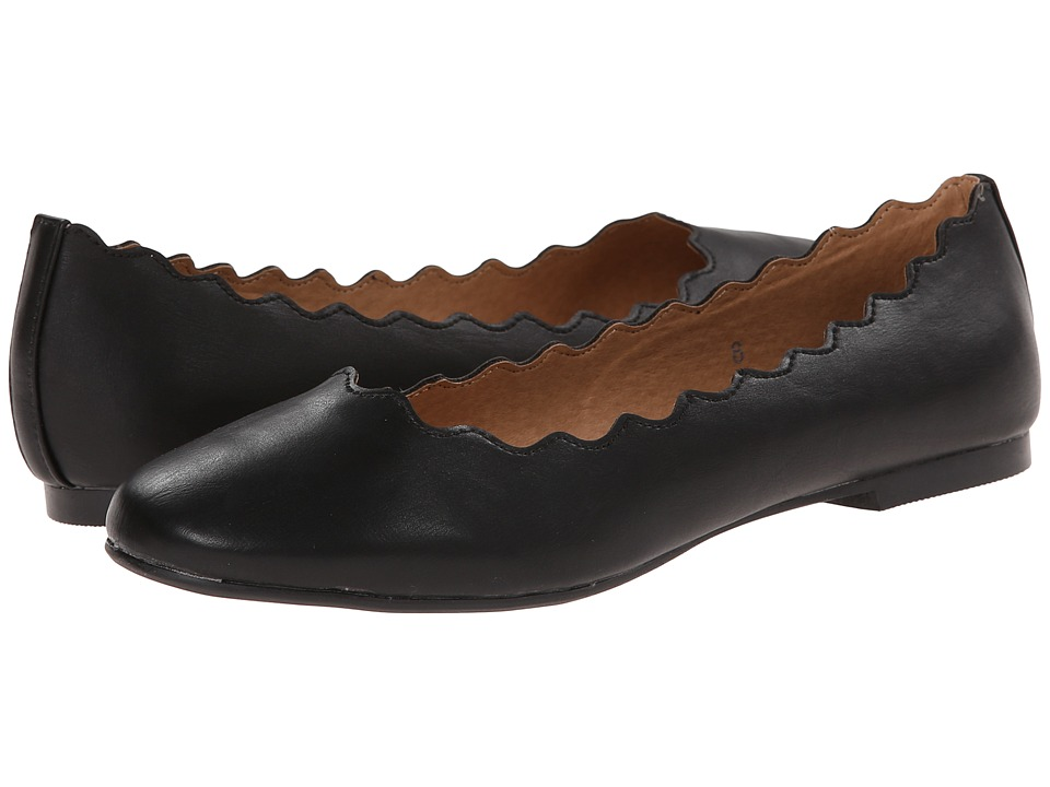 Athena Alexander Toffy Black Womens Flat Shoes