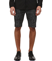 HELMUT LANG - Distorted Effect Canvas Short