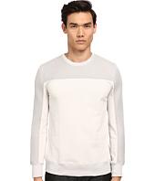 HELMUT LANG - Bonded Mesh Combo Sweatshirt