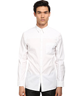 HELMUT LANG - Luxe Shirting Front Yoke Shirt