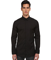 HELMUT LANG - Luxe Shirting Double Collar Shirt