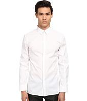 HELMUT LANG - Luxe Shirting Double Collar Shirt