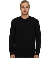 HELMUT LANG - Sponge Fleece Combo Sweatshirt