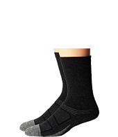 Feetures - Elite Merino + Heavy Cushion Crew 2-Pair Pack