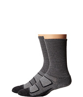 Feetures - Elite Merino + Light Cushion Crew 2-Pair Pack