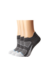 Feetures - Elite Merino + Ultra Light No Show Tab 3-Pair Pack