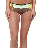 Maaji - The Chestnut Chalk Boyshort