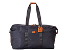 Bric's Milano X-Bag 22 Folding Duffle (Navy)