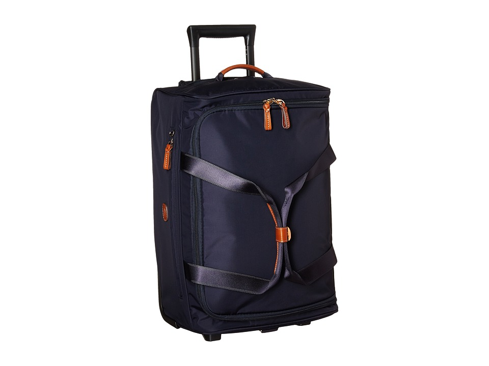 """Bric's Milano - X-Bag 21"""" Carry-On Rolling Duffle"""