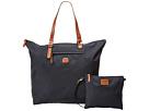 Bric's Milano X-Bag Sportina Grande-XL Shopper (Black)