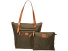 Bric's Milano X-Bag Sportina Small Shopper (Olive)