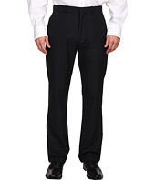 Perry Ellis Portfolio - Modern Fit Flat Front Mutli Bead Stripe Pant