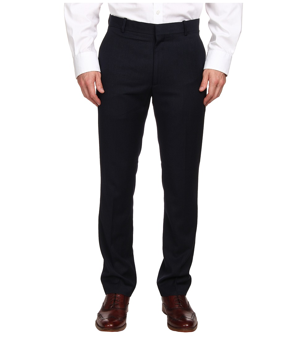 Perry Ellis Portfolio Perry Ellis Portfolio - Slim Fit Flat Front Neat Pant