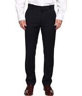 Perry Ellis Portfolio - Slim Fit Flat Front Neat Pant