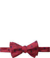 Vineyard Vines - Skull & X-Bones Printed Bow Tie