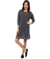 Allen Allen - 3/4 Sleeve Raglan Dress