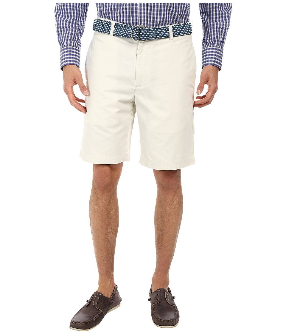 Vineyard Vines 9 Classic Summer Club Shorts Stone Mens Shorts