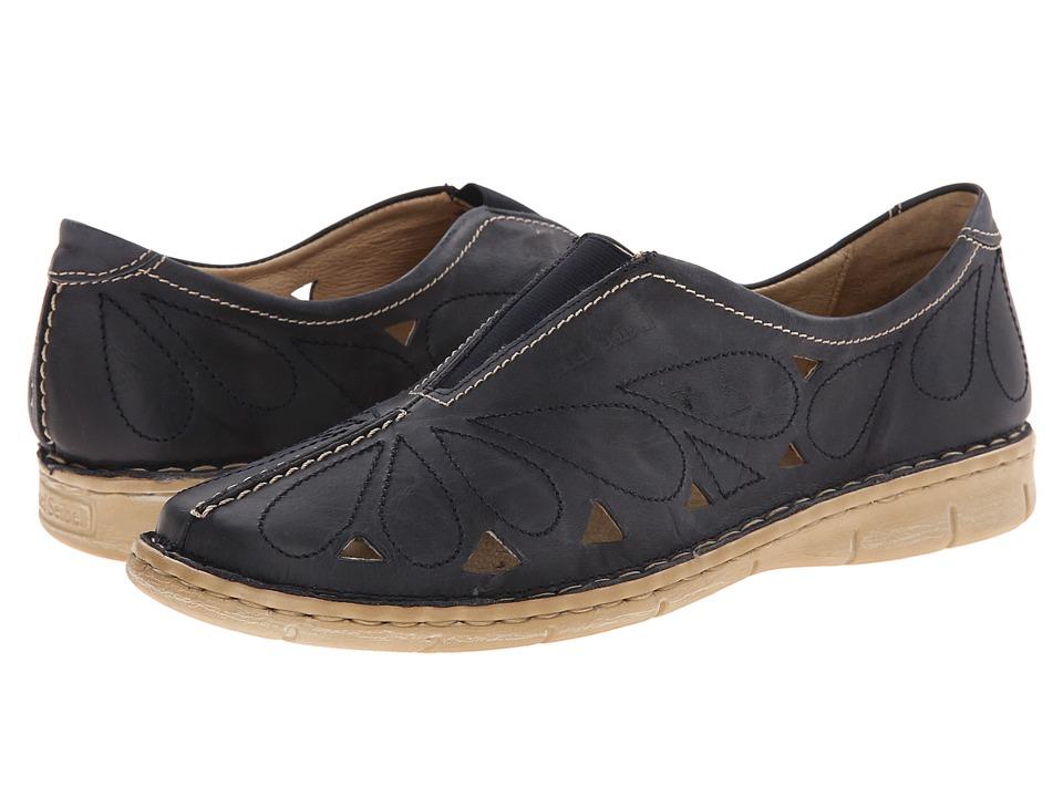 Josef Seibel Amanda 13 Ocean Capri Womens Slip on Shoes