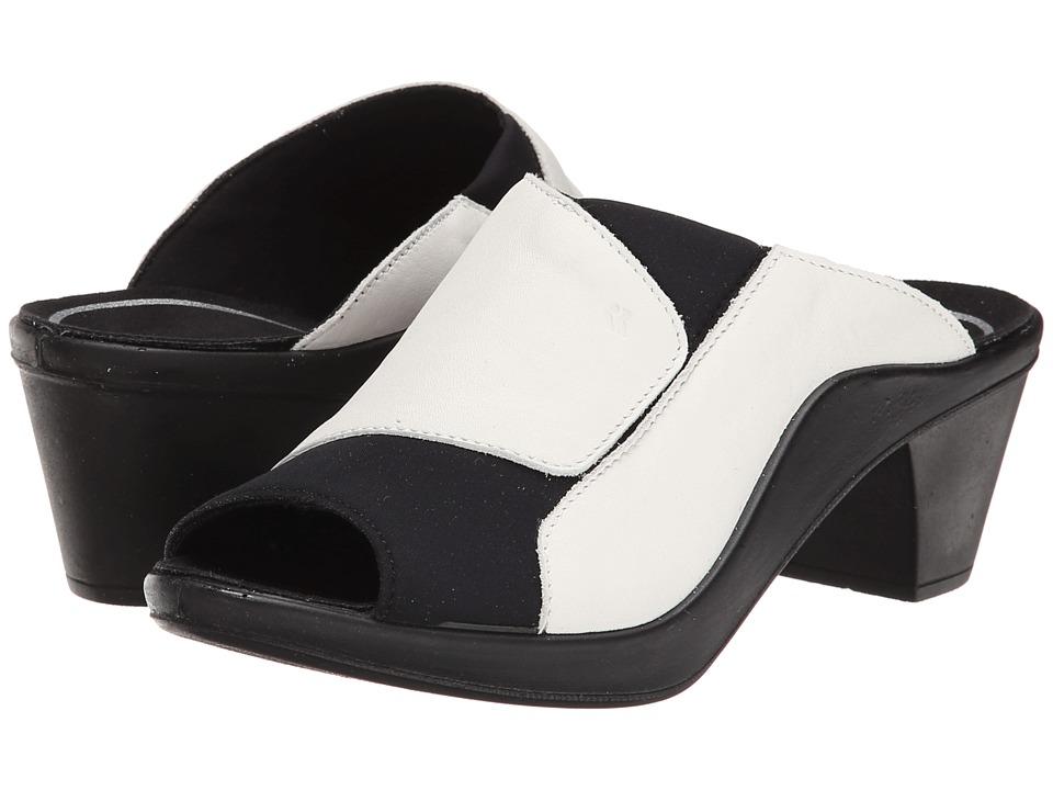 Romika Mokassetta 244 (White Bozen) High Heel Shoes