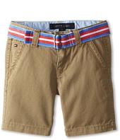 Tommy Hilfiger Kids - Twill Short Printed Belt (Toddler/Little Kid)